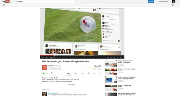 YouTube Design