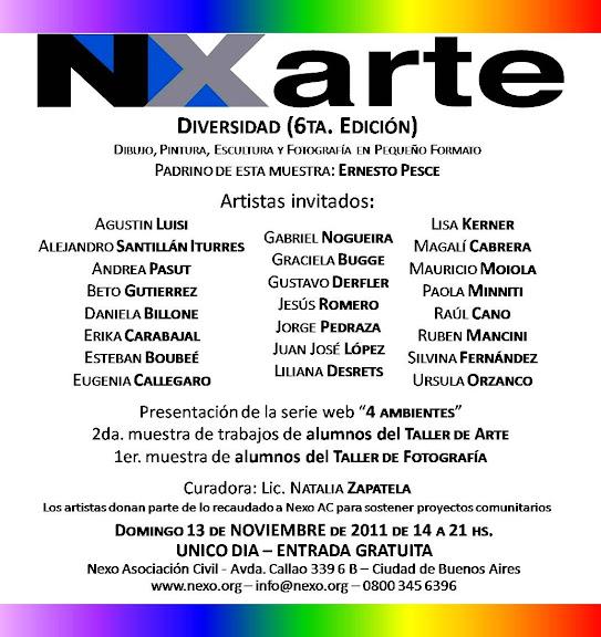 NX arte (6ta. edición) - Diversidad