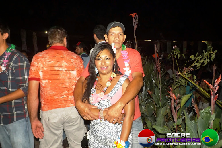 21  NOITE  HAWAIANA  NO  RECANTO  DOS  CAYTÉS  EM  AMAMBAI