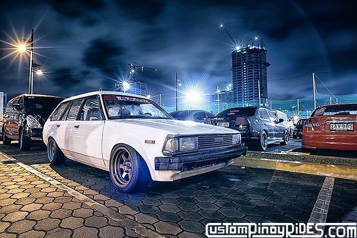 Jordan Reyes Stance Pilipinas Old School Toyota Corolla Wagon Custom Pinoy Rides Car Photography Philippines Manila Philip Aragones pic2