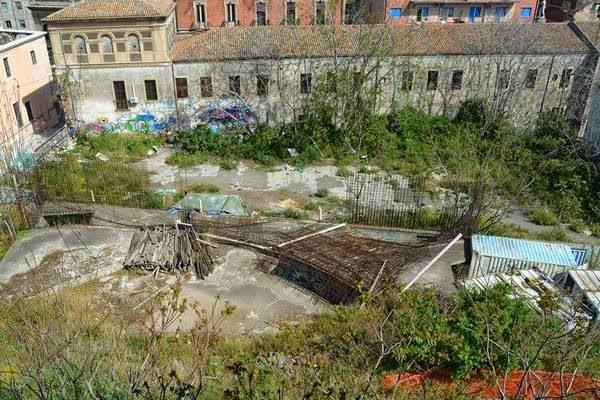 Catania abbandonata