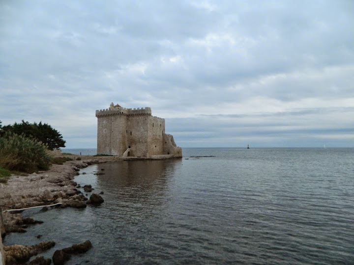 Ile St. Honorat. From 100 Places in France Every Woman Should Go