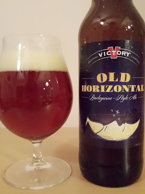 Victory Old Horizontal Beer Review