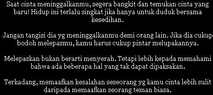 Kumpulan Kata-kata Kalimat Bijak Motivasi Mutiara Romantis Cinta Terbaru 01
