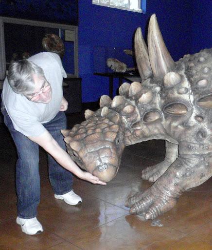 Aw, nice dinosaur