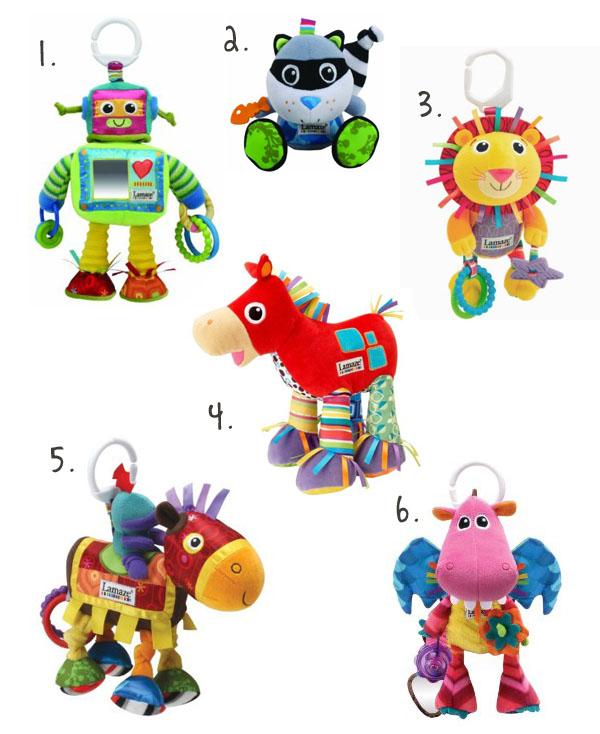 Ideas para regalar a niños de 1-2 años - Una Mosca en la Luna 9a02f0c9442