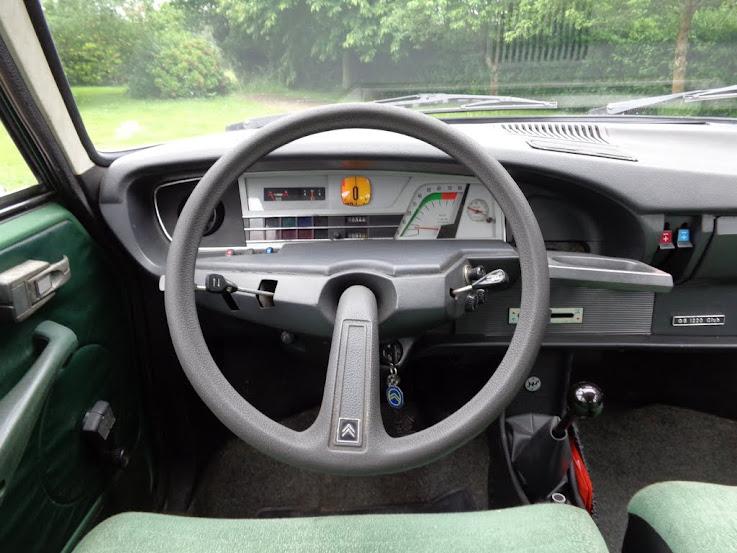 [Vendue] Citroën GS 1220 Club 1974 DSC00309
