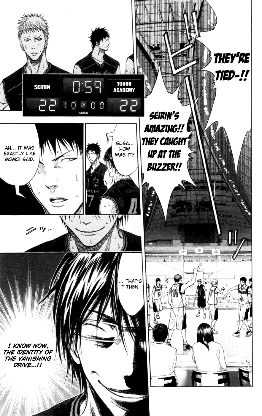 Kuroko no Basket Manga Chapter 118 - Image 4_025
