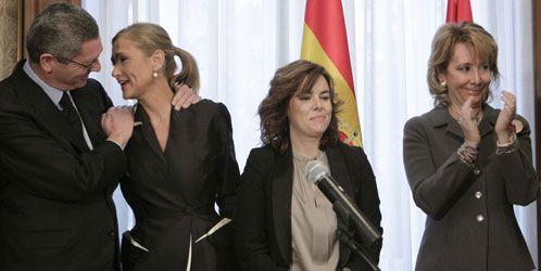 17º Congreso del PP. Foto ©EFE/Sergio Barrenechea