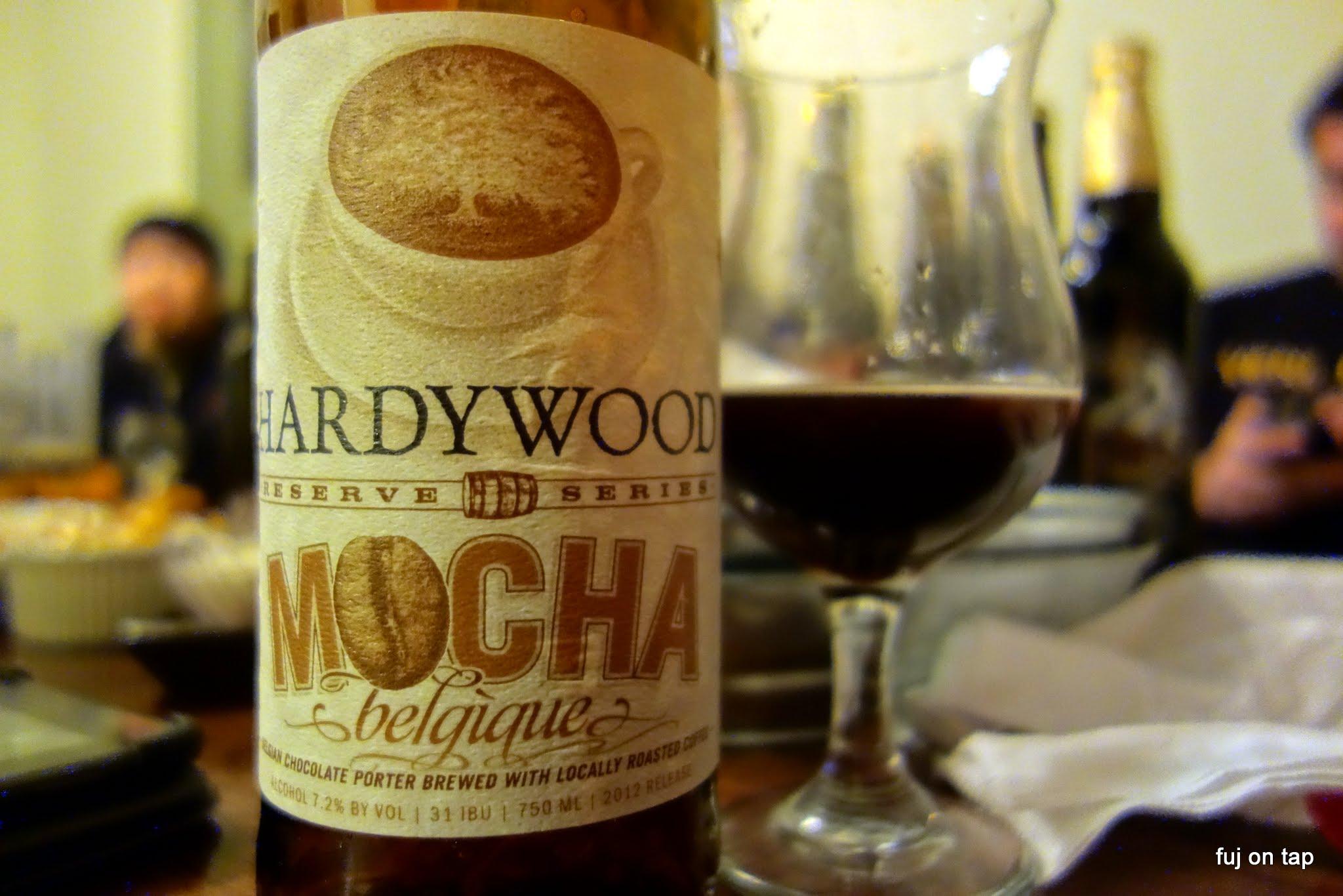Hardywood Mocha Belgique