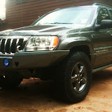 Grand Cherokee Bumper - Stealth style WJ Bumpers from KevinsOffroad.com/bumpers