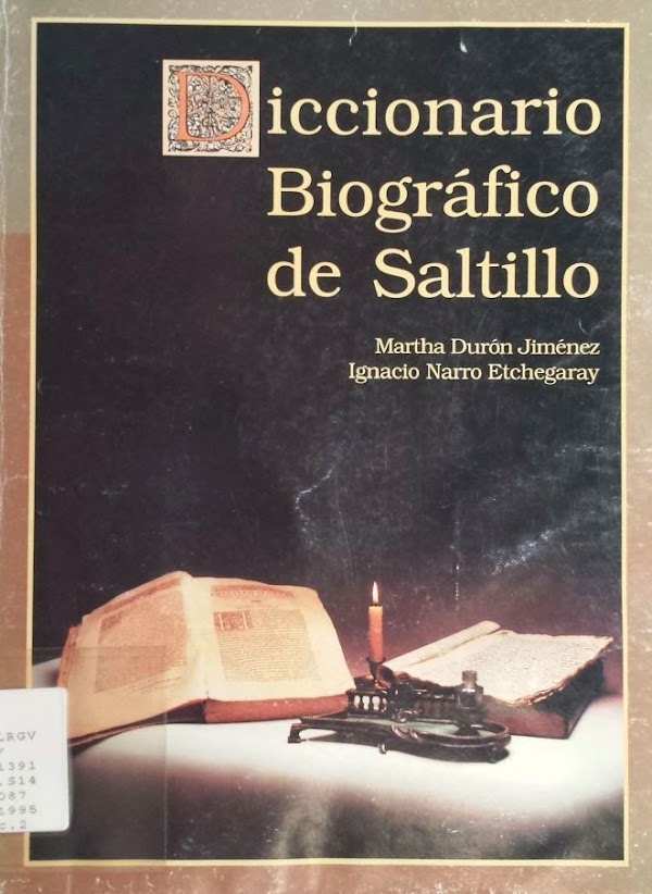 Diccionario Biografico de Saltillo
