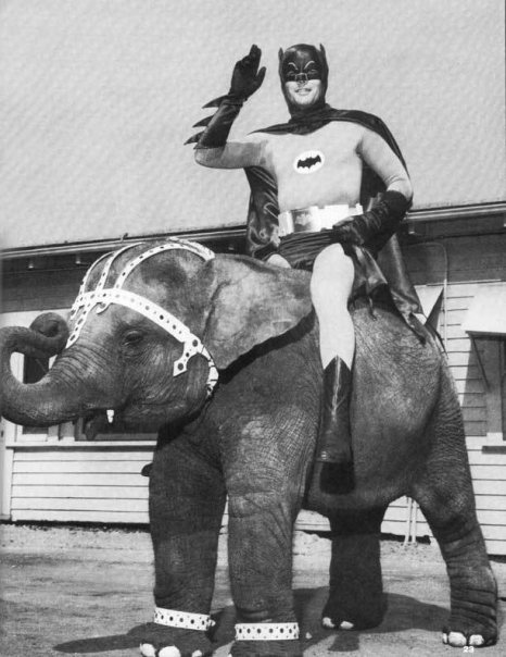 vintage fun batman