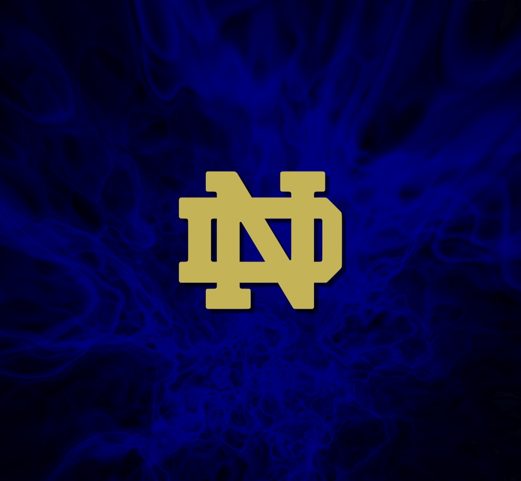 Notre Dame Football Wallpaper: Flames Wallpaper By Fatboy97