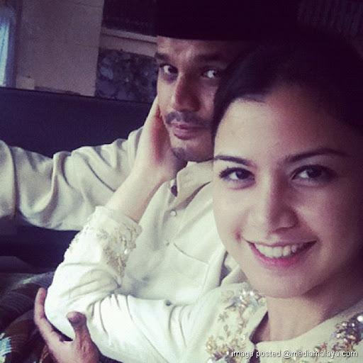 : Gambar Lisa Surihani Dan Yusry Di Hari Raya 2012 | melvister.com