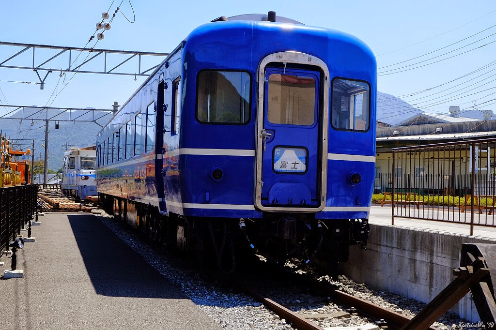 富士急行‧河口湖電車之旅