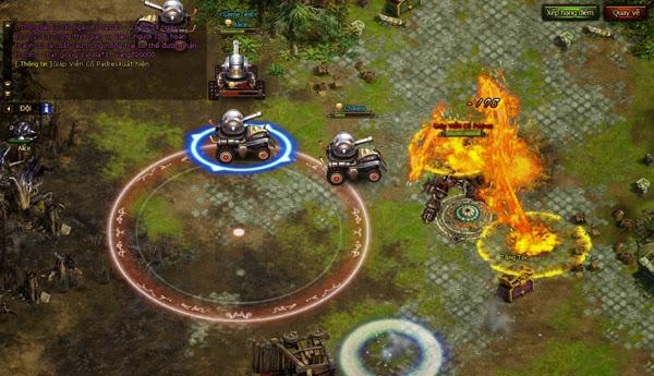 Thần Khúc thành game bắn xe tăng với bản cập nhật mới 4