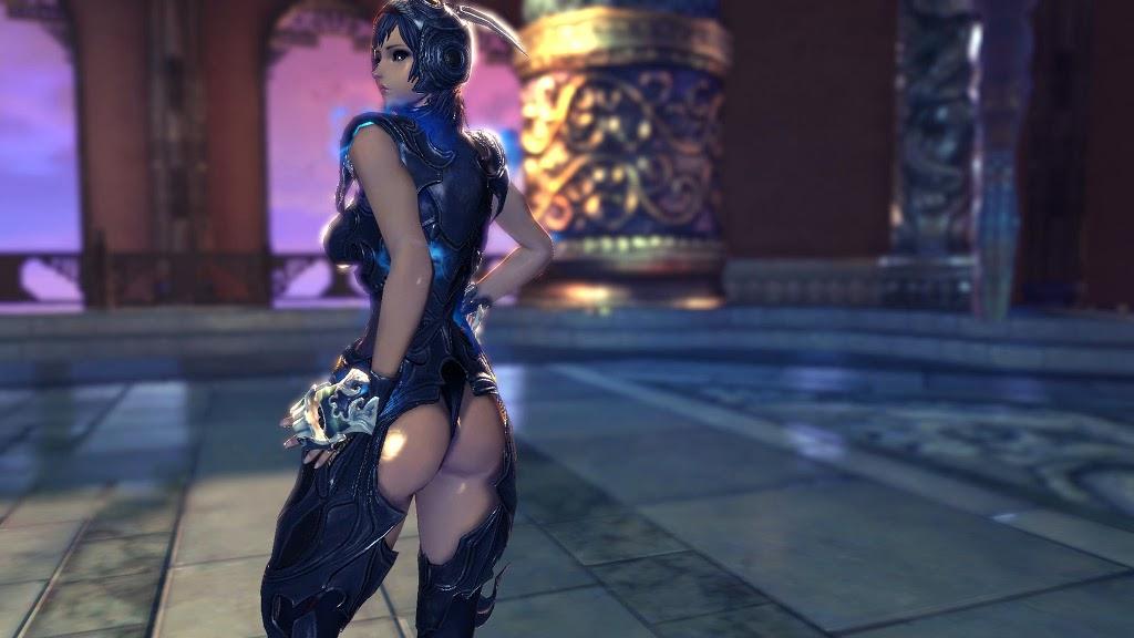 Vẻ đẹp quyến rũ của các nữ hiệp Blade & Soul - Ảnh 14