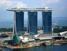 Worlds Most Expensive Hotel Opens In Singapore With 55 Story Infinity Swimming Pool
