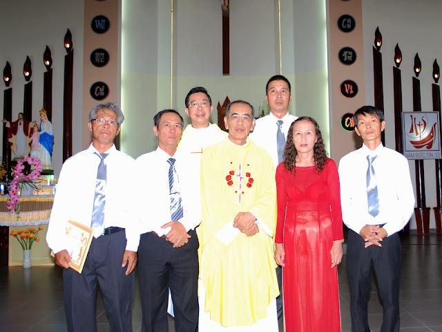Giáo xứ Tân Xuân Mừng Lễ Bổn Mạng Đức Mẹ Sầu Bi