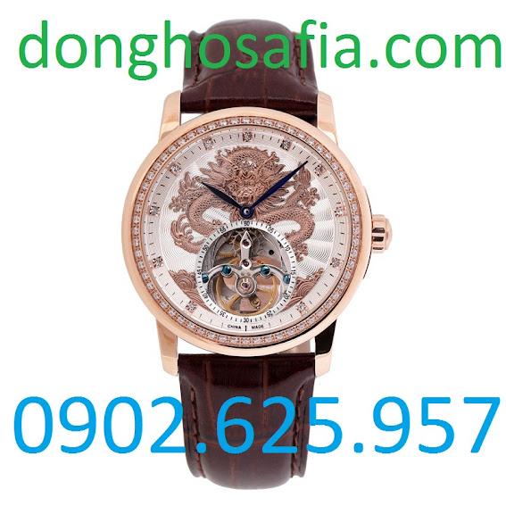 Đồng hồ nam cơ Aiwas AH-078