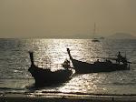 Railay: plage de l'ouest
