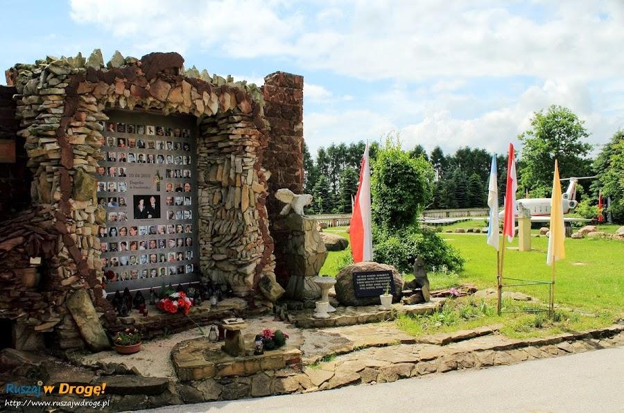 Sanktuarium Maryjne Kałków Godów - Golgota Wschodu - Katastrofa smoleńska