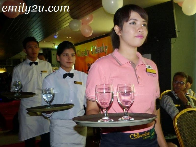 Soft Launch: 2nd Ipoh International Waiters' Race