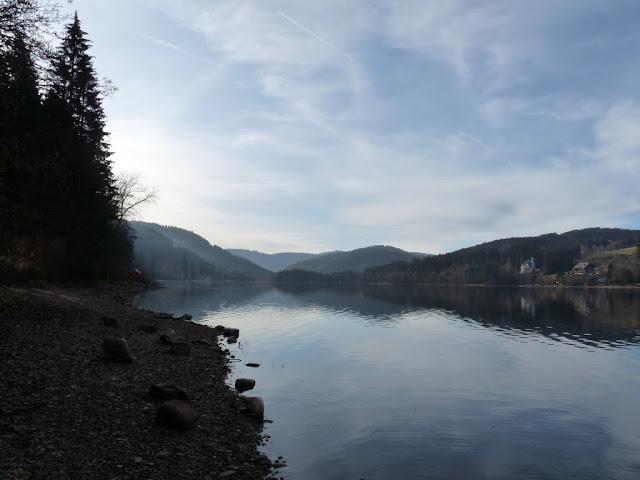 [ALLEMAGNE] Forêt Noire, lac du Titisee - Premier Weekend en California P1070042