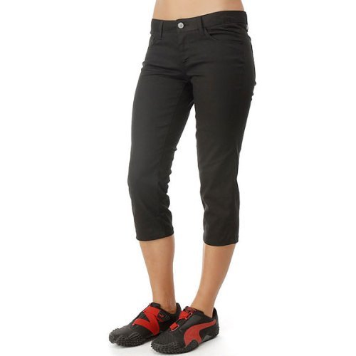 c656ba9355a Dickies Girl Juniors  5-Pocket Capri Pant