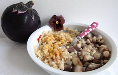 aubergine-ronde-ble-curcuma-poisson-sabre-recette-bebe