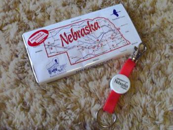 ネブラスカからのチョコレート