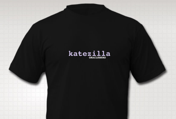 the katezilla