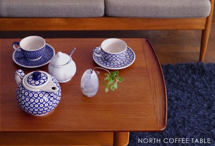 ノースコーヒーテーブル