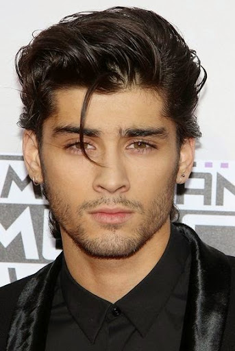 Zayn Malik Hairstyles