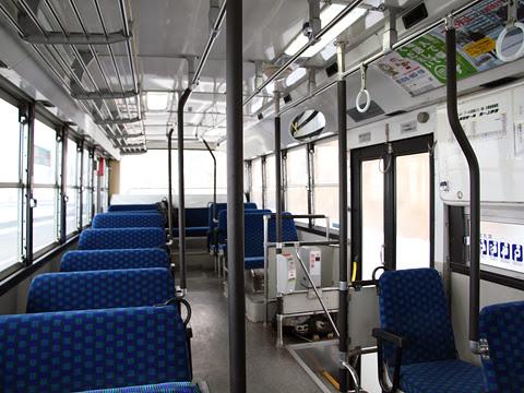 ジェイ・アール北海道バス 日勝線 531-8311 車内