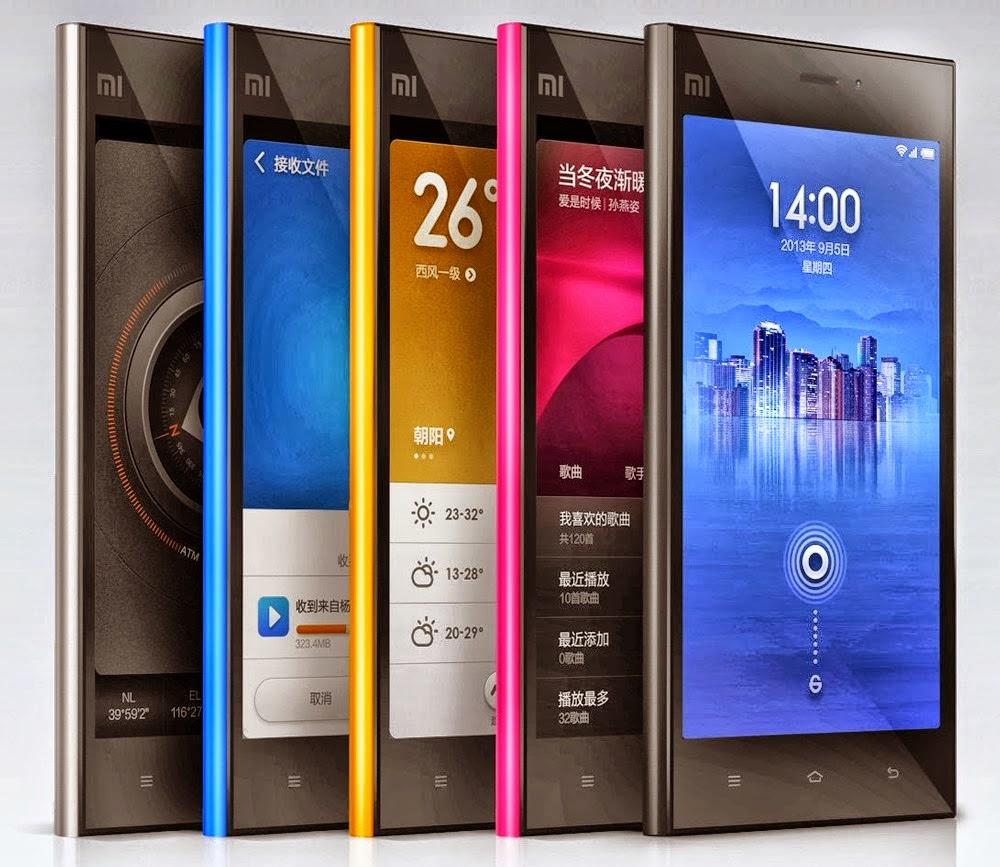 handphone terbaru sony 2014
