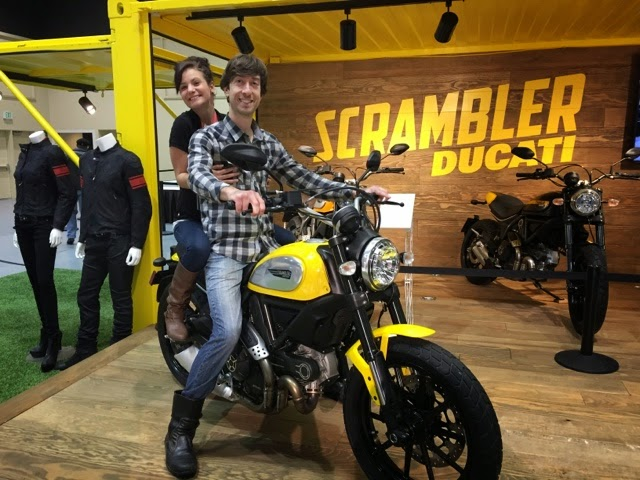 The Dirty Crew: 2015 Seattle International Motorcycle Show