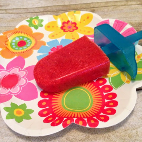strawberry popsicle recipe