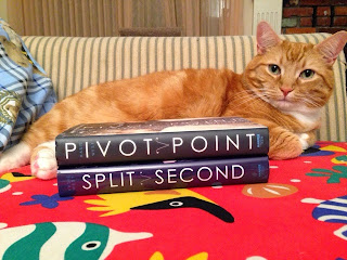 Pivot Point & Split Second by Kasie West