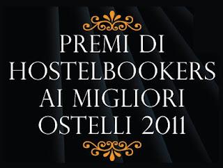 Premi Hostelbookers 2011