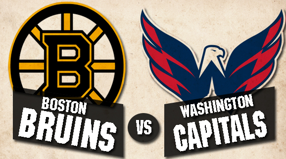 Bruins Caps away