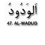 47.Al Wadud