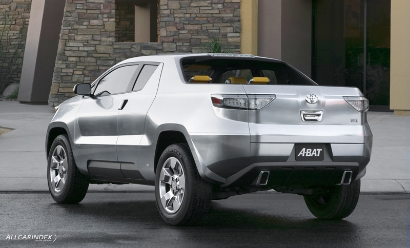 Toyota A Bat