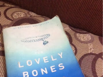 IzzaShares: The Lovely Bones Book Review
