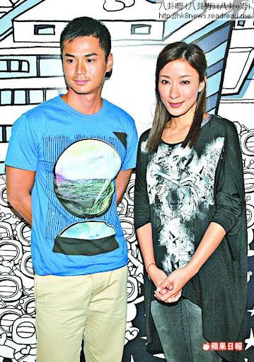 羅仲謙與楊怡表示雙方仍在了解中。資料圖片