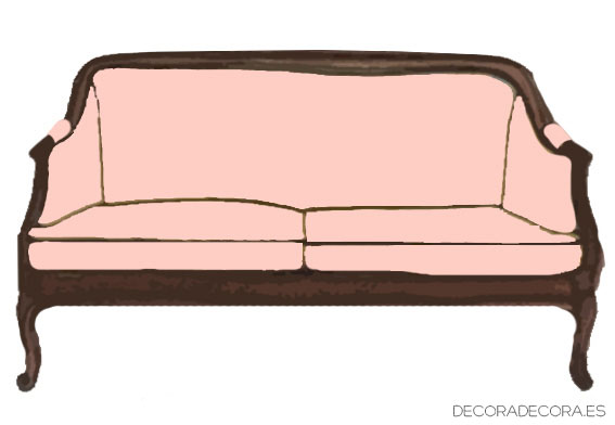 Estilos de sofás