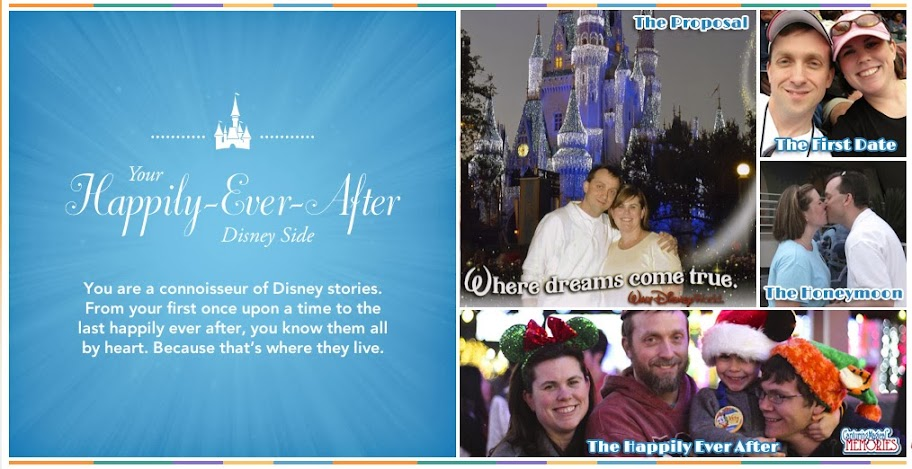 Capturing Magical Memories - Happily Ever After Disney Side