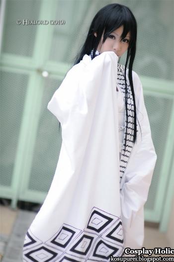 nurarihyon no mago cosplay - yuki onna by cerafi