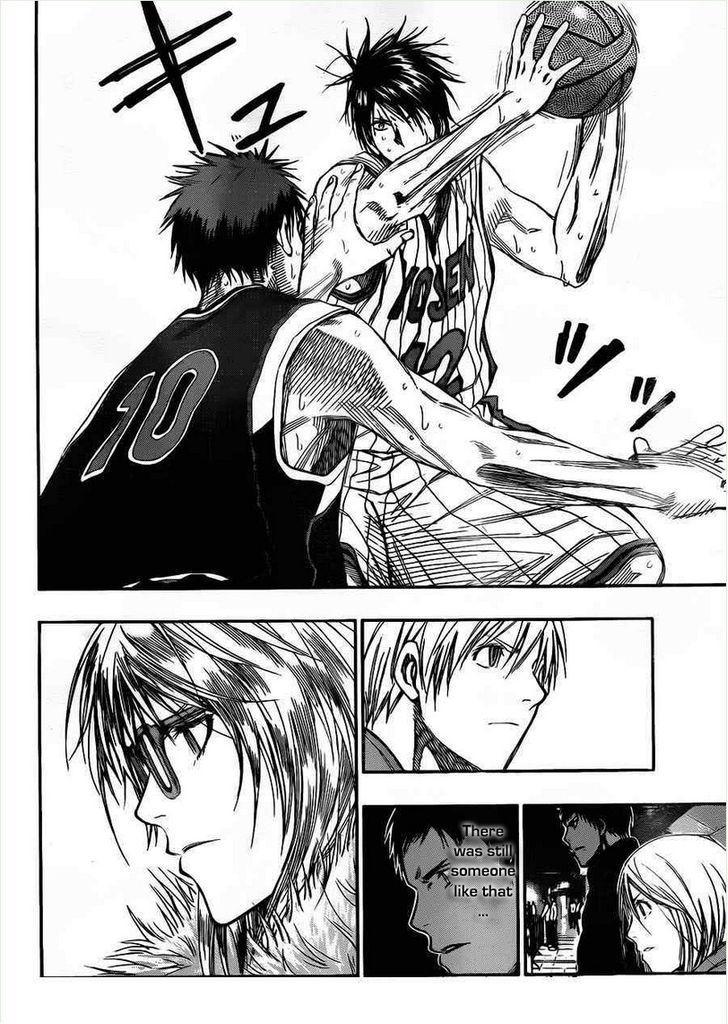 Kuroko no Basket Manga Chapter 150 - Image 17